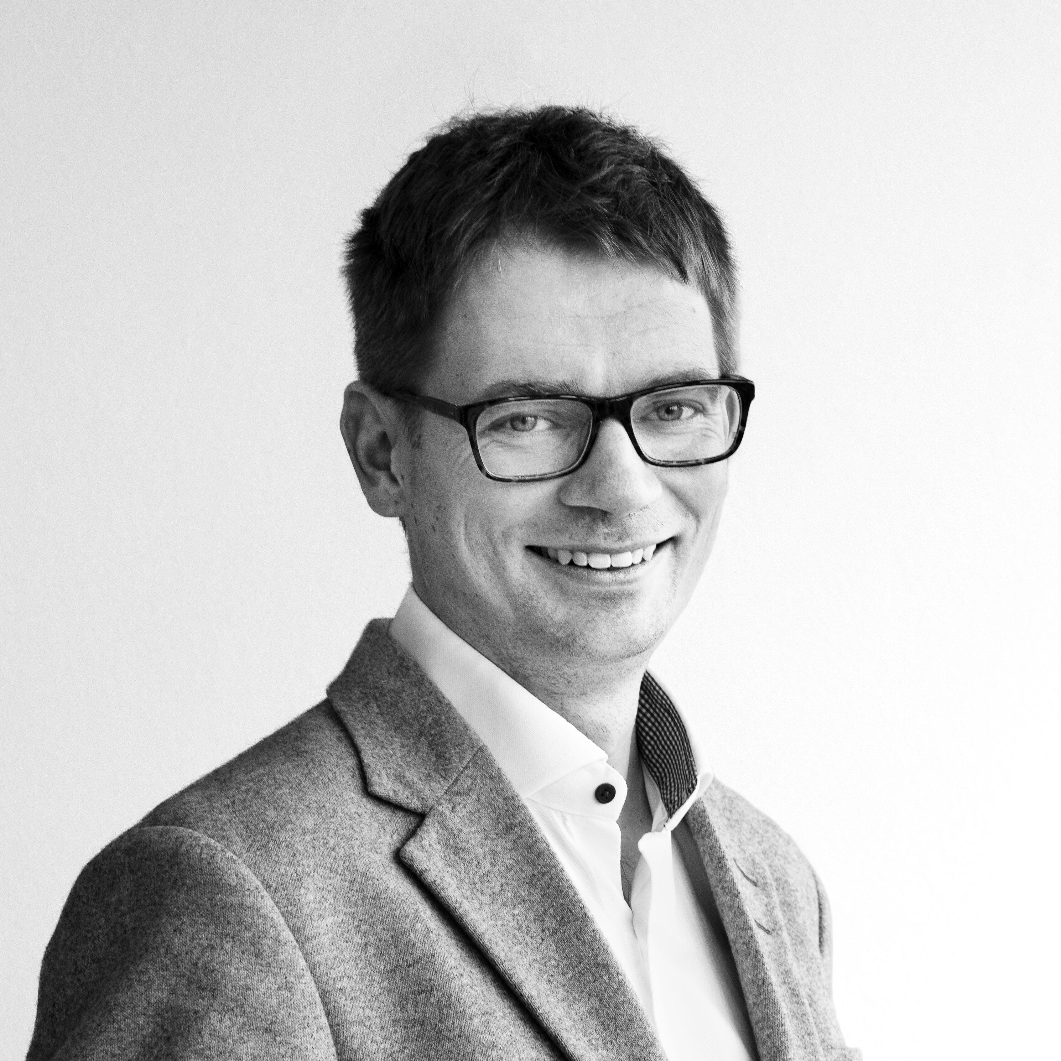 Futurice CEO Tuomas Syrjänen